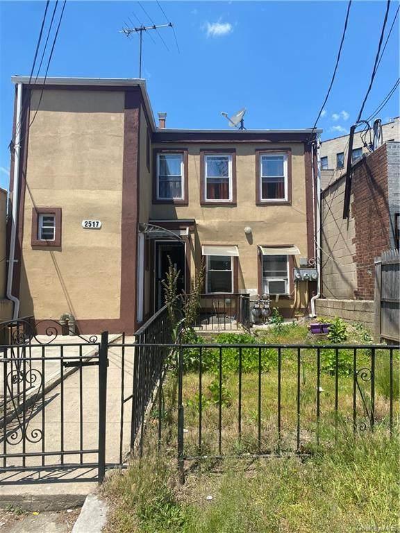2517 Boston Road, Bronx, NY 10467 (MLS #H6116238) :: Carollo Real Estate