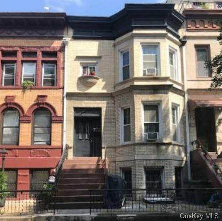 833 Lincoln Place, Crown Heights, NY 11216 (MLS #H6117191) :: Nicole Burke, MBA | Charles Rutenberg Realty