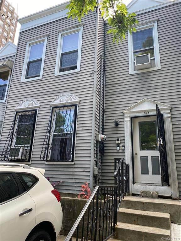 972 East 178 1A, Bronx, NY 10460 (MLS #H6119736) :: Carollo Real Estate