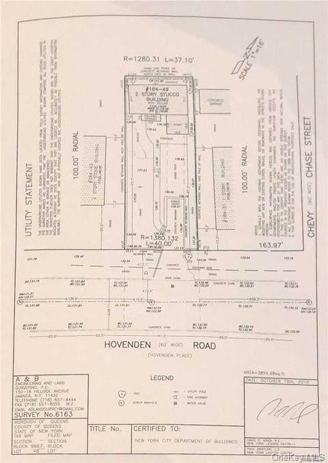 184-49 Hovenden Road, Jamaica Estates, NY 11432 (MLS #H6120174) :: Shalini Schetty Team
