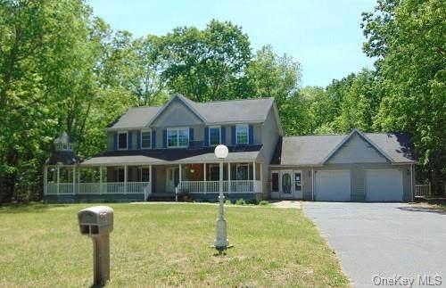 53 Valley Stream Drive, Wurtsboro, NY 12790 (MLS #H6120534) :: Cronin & Company Real Estate