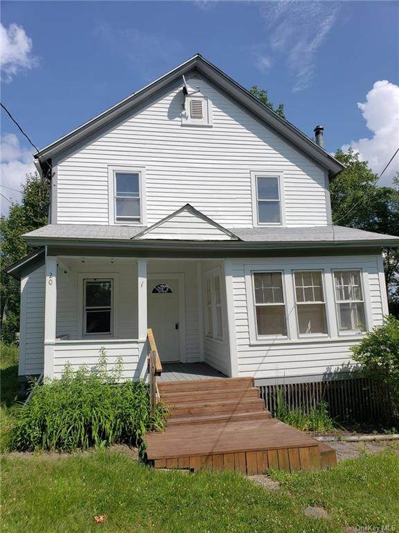 20 Downs Road, Monticello, NY 12701 (MLS #H6123012) :: The McGovern Caplicki Team