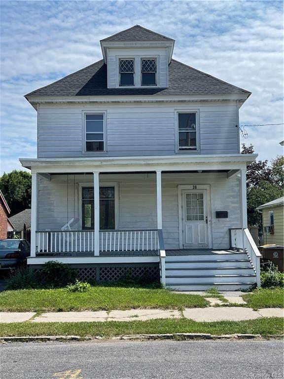 38 Andrew Street, Kingston, NY 12401 (MLS #H6123291) :: Kendall Group Real Estate | Keller Williams