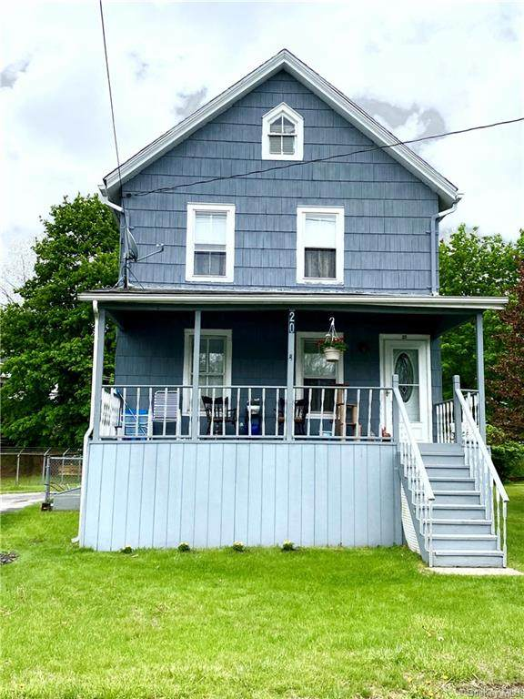 20 S Maple Avenue, Port Jervis, NY 12771 (MLS #H6123390) :: Barbara Carter Team