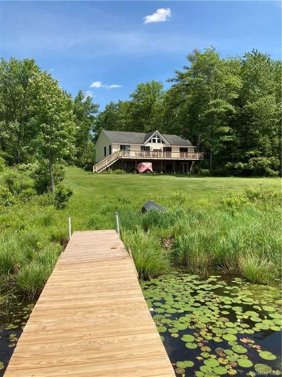 724 Sackett Lake Road, Monticello, NY 12701 (MLS #H6123700) :: Barbara Carter Team
