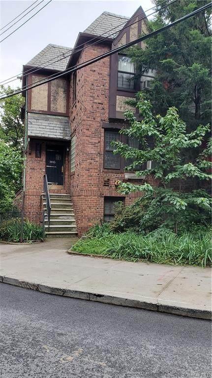 3446 Giles Place, Bronx, NY 10463 (MLS #H6124060) :: Laurie Savino Realtor
