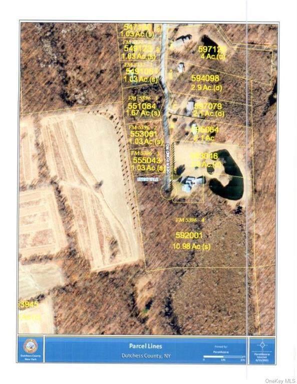 Lot 1 Deer Pond Road, Verbank, NY 12585 (MLS #H6124233) :: Barbara Carter Team