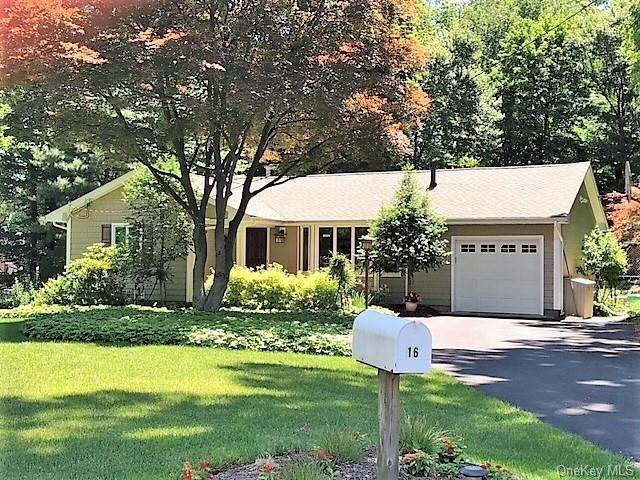 16 Borger Place, Pearl River, NY 10965 (MLS #H6124558) :: RE/MAX RoNIN