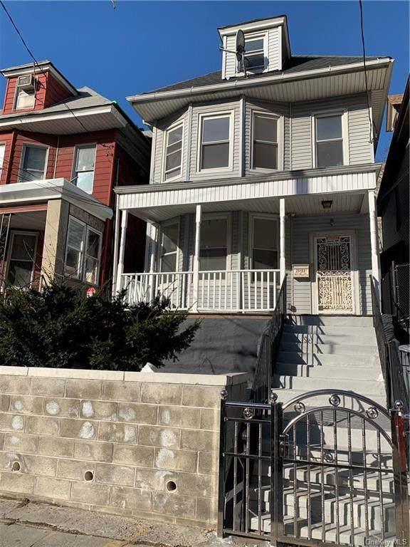 2503 Marion Avenue, Bronx, NY 10458 (MLS #H6124600) :: Carollo Real Estate