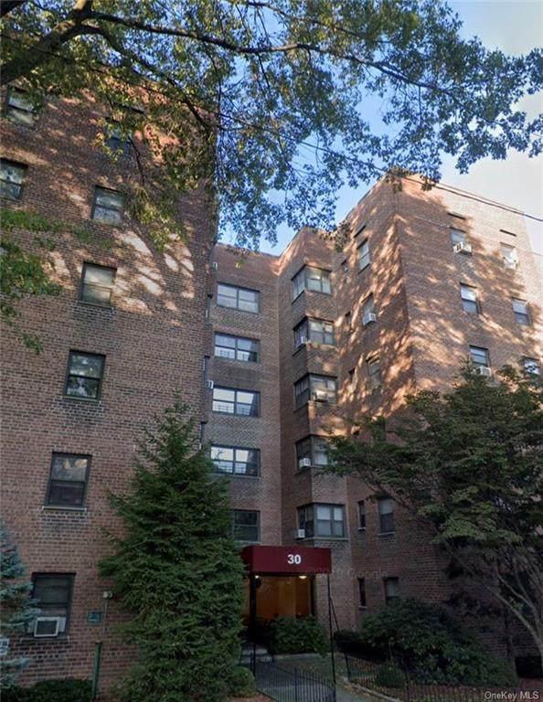 30 Fleetwood Avenue 2J, Mount Vernon, NY 10552 (MLS #H6124645) :: Howard Hanna Rand Realty