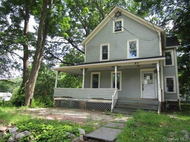 21 Fulton Street, Hillburn, NY 10931 (MLS #H6125230) :: Barbara Carter Team