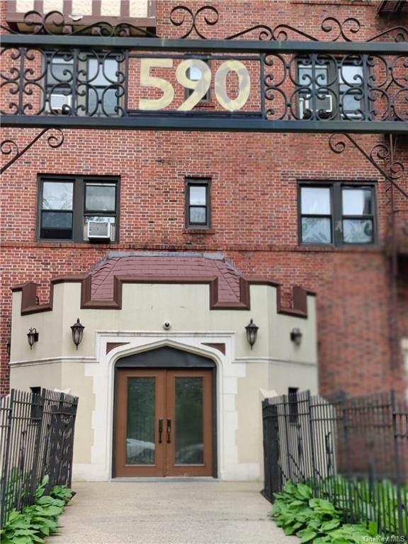 590 E 3rd Street 3A, Mount Vernon, NY 10553 (MLS #H6125522) :: Carollo Real Estate