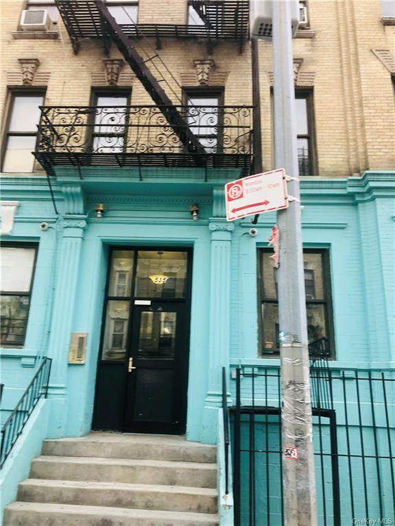 535 W 160th Street 5B, New York, NY 10032 (MLS #H6126058) :: Laurie Savino Realtor