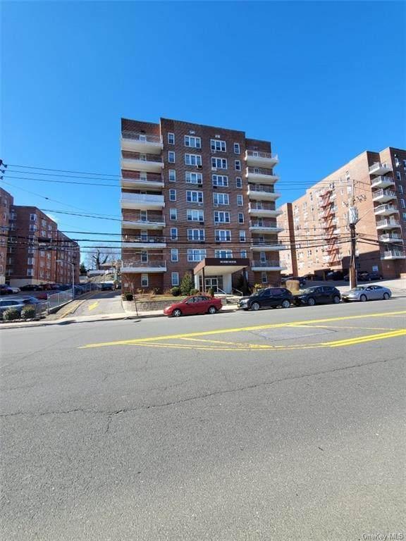345 Bronx River Road 4D, Yonkers, NY 10704 (MLS #H6126086) :: Laurie Savino Realtor