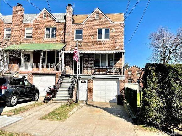 2424 Barnes Avenue, Bronx, NY 10467 (MLS #H6126165) :: McAteer & Will Estates | Keller Williams Real Estate