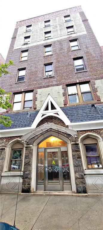 2922 Barnes Avenue 2L, Bronx, NY 10467 (MLS #H6130088) :: Carollo Real Estate