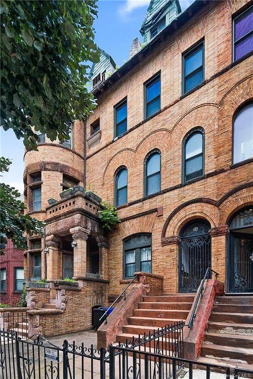 677 St. Marks Avenue, Crown Heights, NY 11216 (MLS #H6131239) :: Goldstar Premier Properties