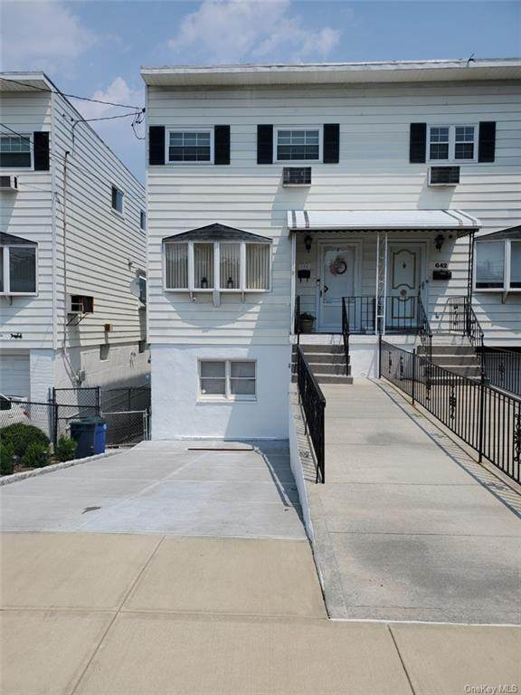 644 Logan Avenue, Bronx, NY 10465 (MLS #H6133675) :: Carollo Real Estate