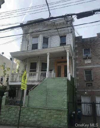 1495 Beach Avenue, Bronx, NY 10460 (MLS #H6134047) :: RE/MAX RoNIN