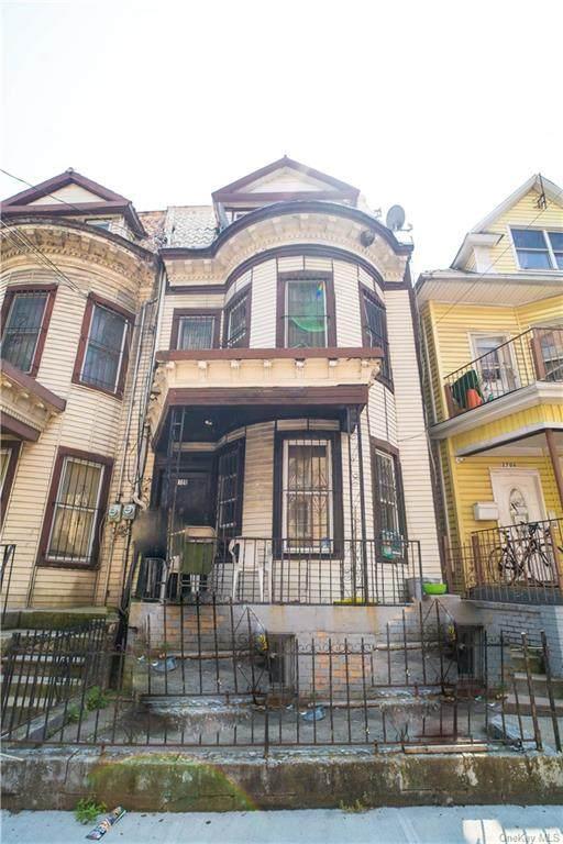2708 Heath Avenue, Bronx, NY 10463 (MLS #H6134074) :: RE/MAX RoNIN