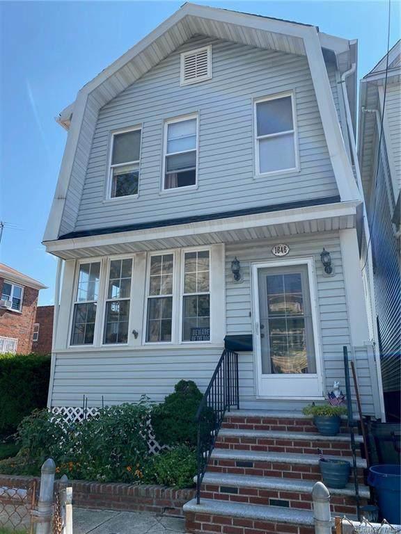 1646 Edison Avenue, Bronx, NY 10461 (MLS #H6134326) :: RE/MAX RoNIN