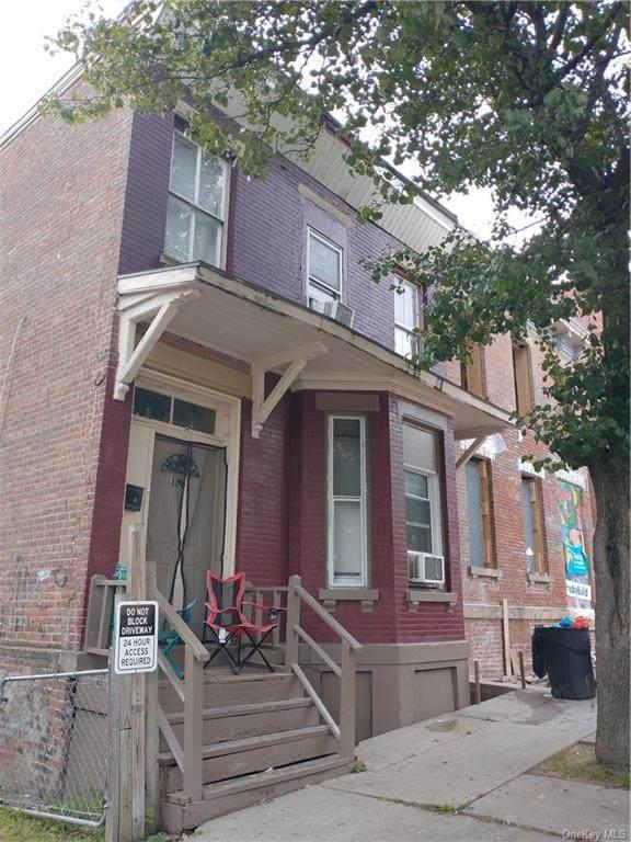 185 N Miller Street, Newburgh, NY 12550 (MLS #H6134546) :: Team Pagano