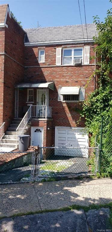 647 Soundview Avenue, Bronx, NY 10473 (MLS #H6134814) :: Team Pagano