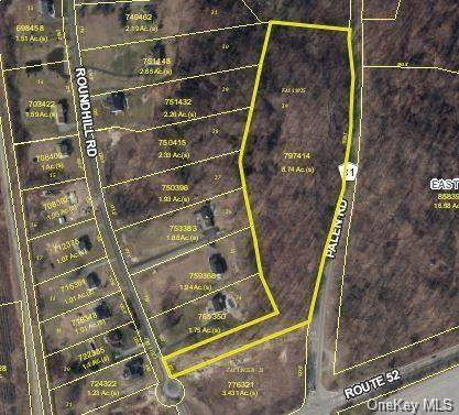 Round Hill Road, Hopewell Junction, NY 12533 (MLS #H6137594) :: Goldstar Premier Properties