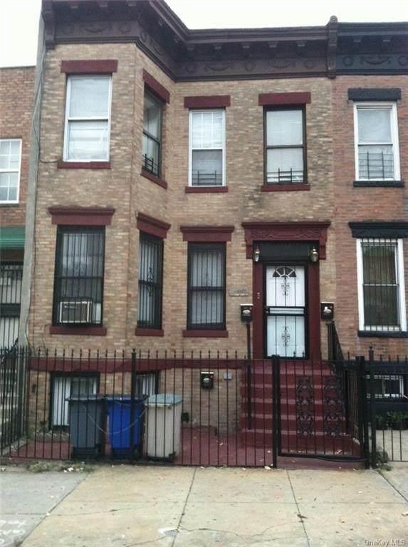 1596 Saint Marks Avenue, Crown Heights, NY 11233 (MLS #H6138121) :: Goldstar Premier Properties