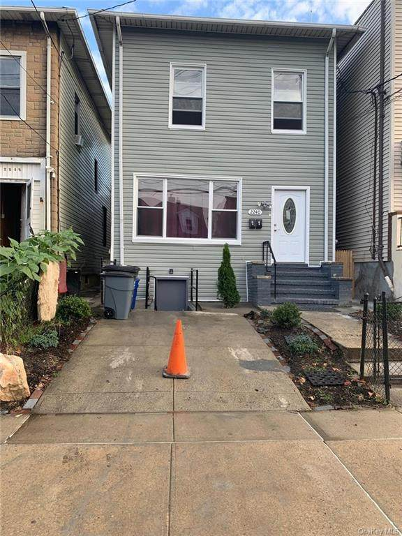 2240 Quimby Avenue, Bronx, NY 10473 (MLS #H6138950) :: Goldstar Premier Properties