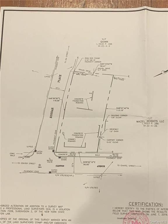 30 Clinton Avenue, Ellenville, NY 12428 (MLS #H6141104) :: Cronin & Company Real Estate