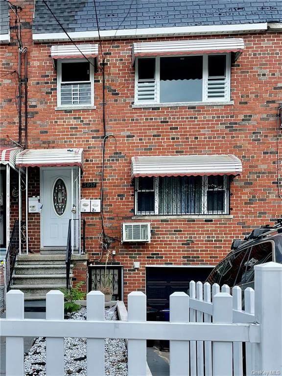 3057 Gunther Avenue, Bronx, NY 10469 (MLS #H6142159) :: Nicole Burke, MBA | Charles Rutenberg Realty