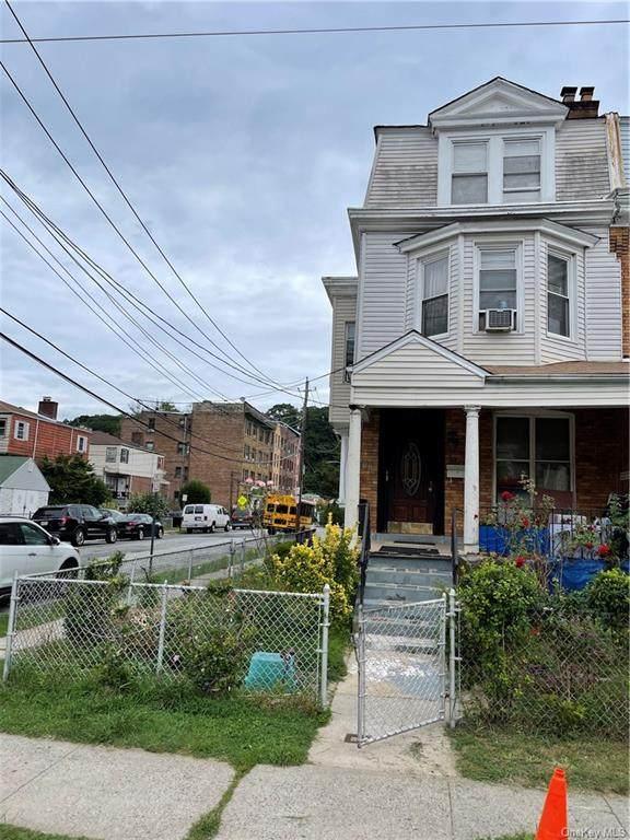 556 Van Cortlandt Park Avenue, Yonkers, NY 10705 (MLS #H6142361) :: Barbara Carter Team