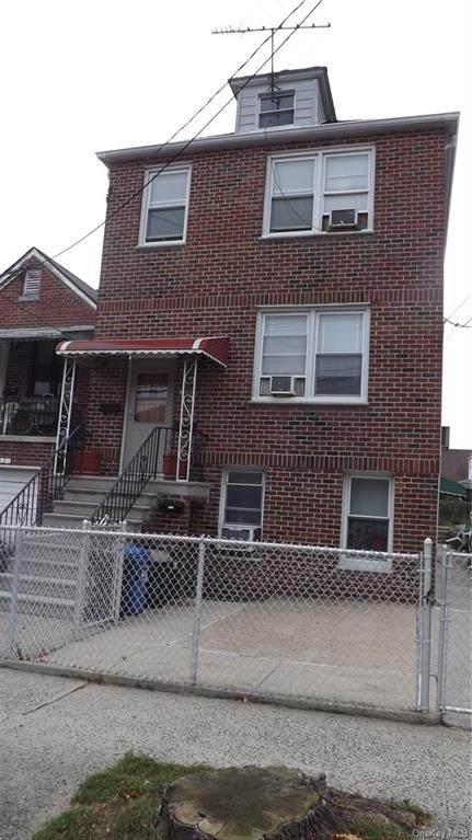1111 Neill Avenue, Bronx, NY 10461 (MLS #H6143727) :: Nicole Burke, MBA | Charles Rutenberg Realty