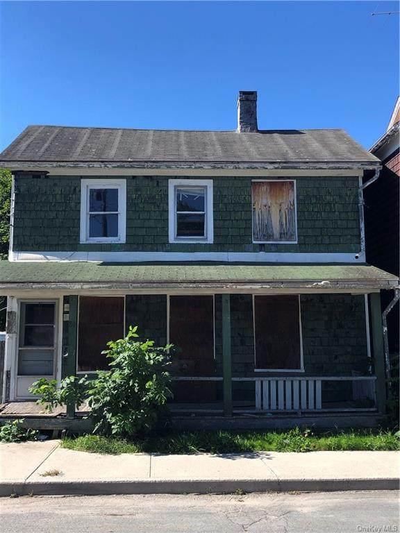 89 Hammond Street, Port Jervis, NY 12771 (MLS #H6143860) :: Corcoran Baer & McIntosh