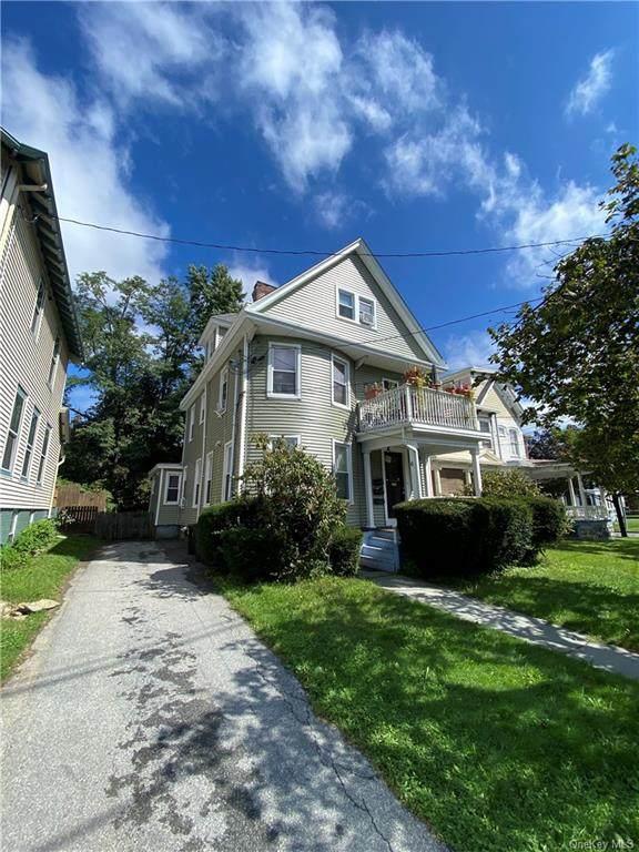 6 Forbus Street, Poughkeepsie, NY 12601 (MLS #H6144160) :: Team Pagano