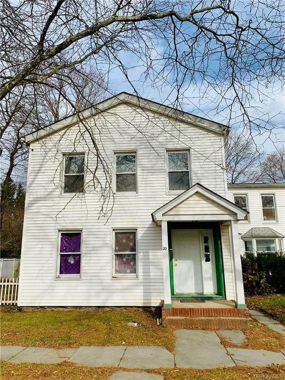 20 E Broome Street, Port Jervis, NY 12771 (MLS #H6144323) :: Goldstar Premier Properties