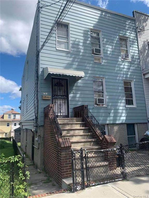5431 82nd Street, Elmhurst, NY 11373 (MLS #H6144695) :: Signature Premier Properties