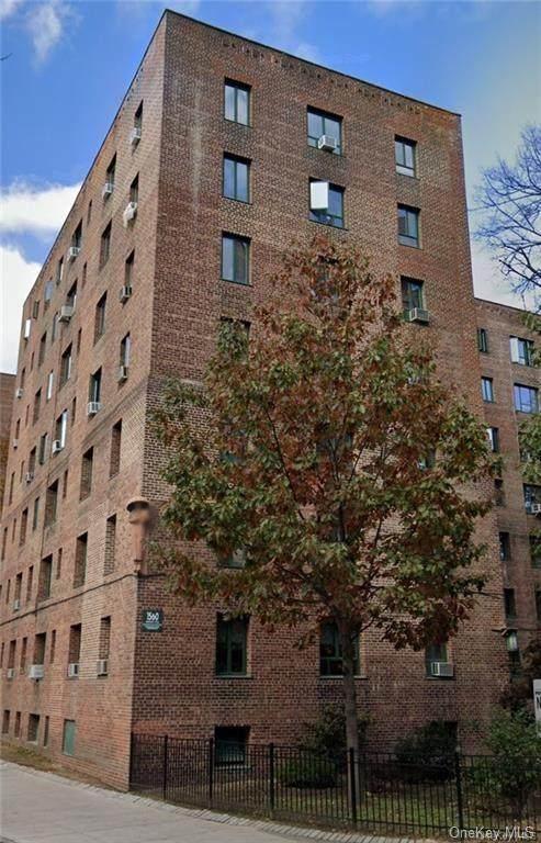 1560 Unionport Road 4D, Bronx, NY 10462 (MLS #H6144761) :: Keller Williams Points North - Team Galligan