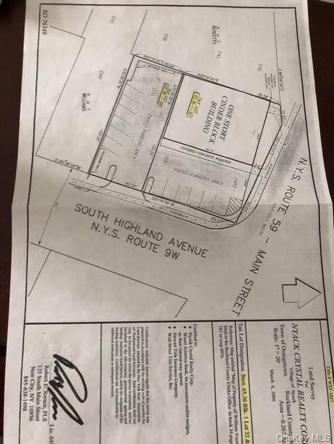 6 S Highland Avenue, Nyack, NY 10960 (MLS #H6144880) :: The McGovern Caplicki Team