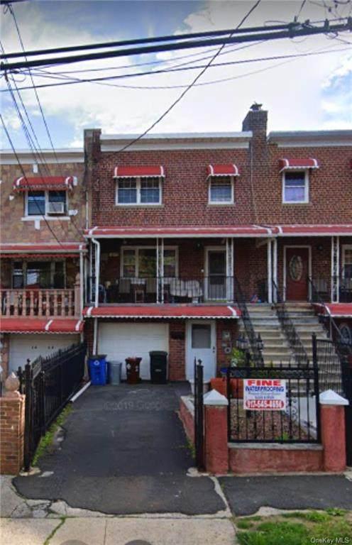 1012 E 223rd Street, Bronx, NY 10466 (MLS #H6145182) :: Goldstar Premier Properties