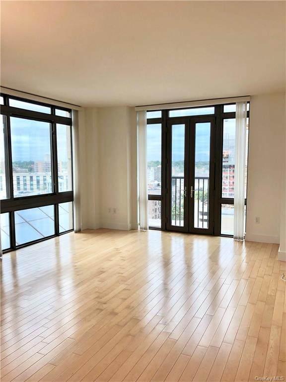 175 Huguenot Street #1007, New Rochelle, NY 10801 (MLS #H6147178) :: Cronin & Company Real Estate