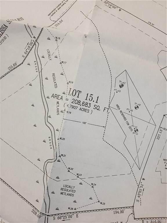 1191 Baptist Church Road, Yorktown Heights, NY 10598 (MLS #H6147825) :: Carollo Real Estate