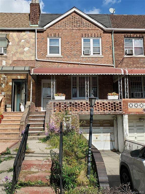 77 Remsen Avenue, East Flatbush, NY 11212 (MLS #H6148207) :: Cronin & Company Real Estate
