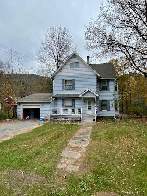 917 Cooks Falls Road, Roscoe, NY 12776 (MLS #H6148934) :: Cronin & Company Real Estate