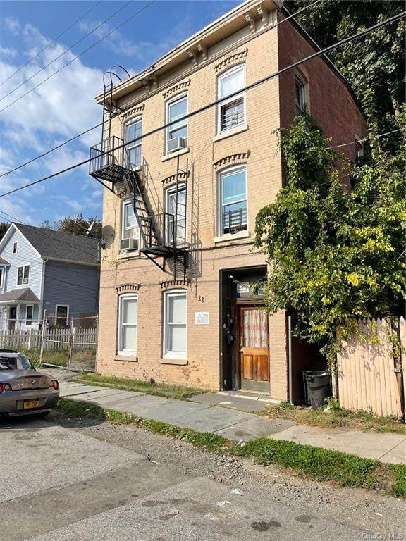 28 Carter Street, Newburgh, NY 12550 (MLS #H6149219) :: Keller Williams Points North - Team Galligan