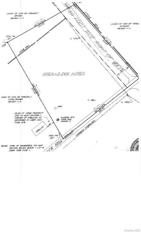 Lackawack Hill Road, Napanoch, NY 12458 (MLS #H6149274) :: Corcoran Baer & McIntosh