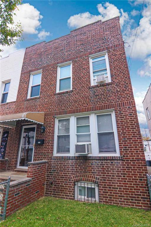 272 Logan Avenue, Bronx, NY 10465 (MLS #H6149419) :: RE/MAX RoNIN