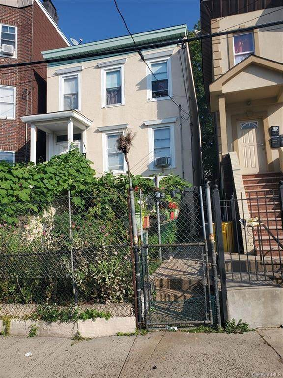 108 Beech Street, Yonkers, NY 10701 (MLS #H6149599) :: The Clement, Brooks & Safier Team