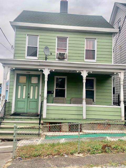 225 N 6th Avenue, Mount Vernon, NY 10550 (MLS #H6149751) :: Cronin & Company Real Estate